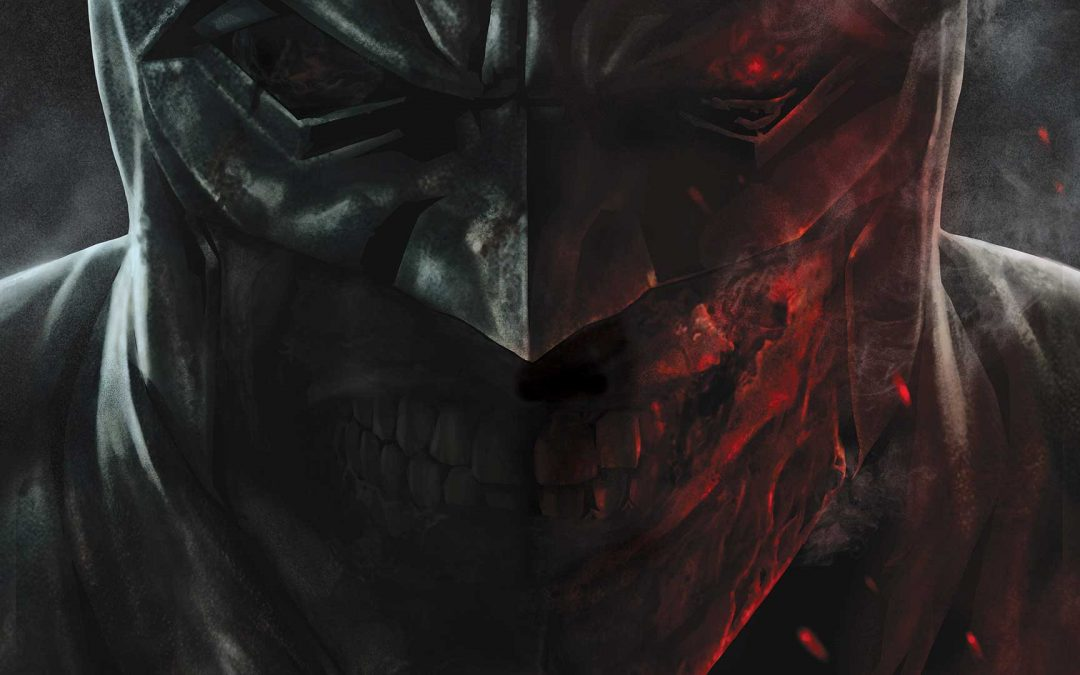 BATMAN DAMNED 1: Bloody Good Mystery Launches DC Black Label