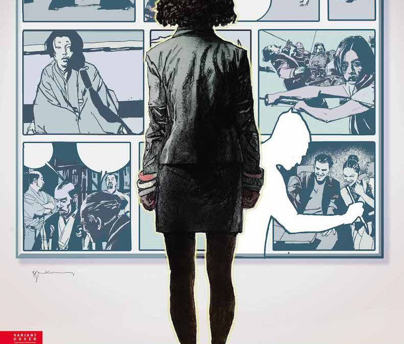 COVER #2 Reveals Secret Comic-Spy World's Long History