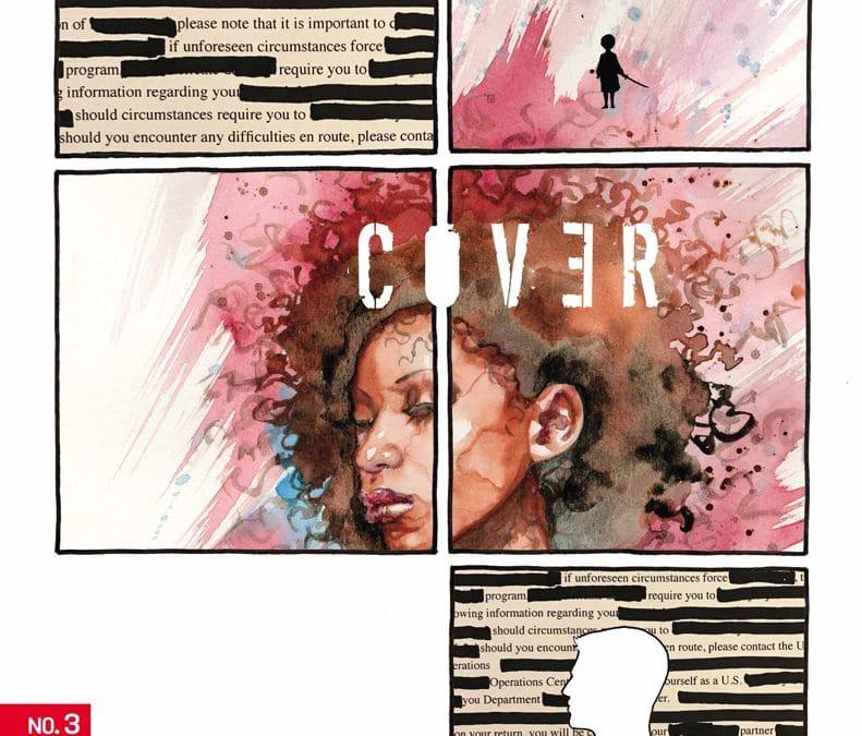 Cover 3 Review 10/10: Comic Con Creator Spy Showdown