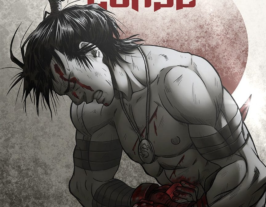 Honor And Curse #1 Haunted Shinobi Slices Deep | 10/10