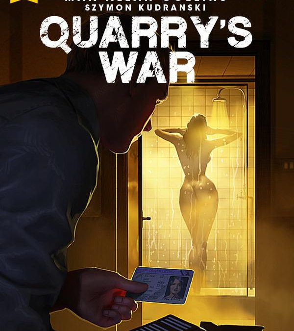 Quarry's War Hits Comics: Insights With Editor Charles Ardai