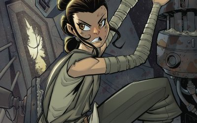 Star Wars Adventures Amazes Readers Of All Ages