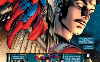 Review: The Man of Steel #1 Brings New Humanity To Superman