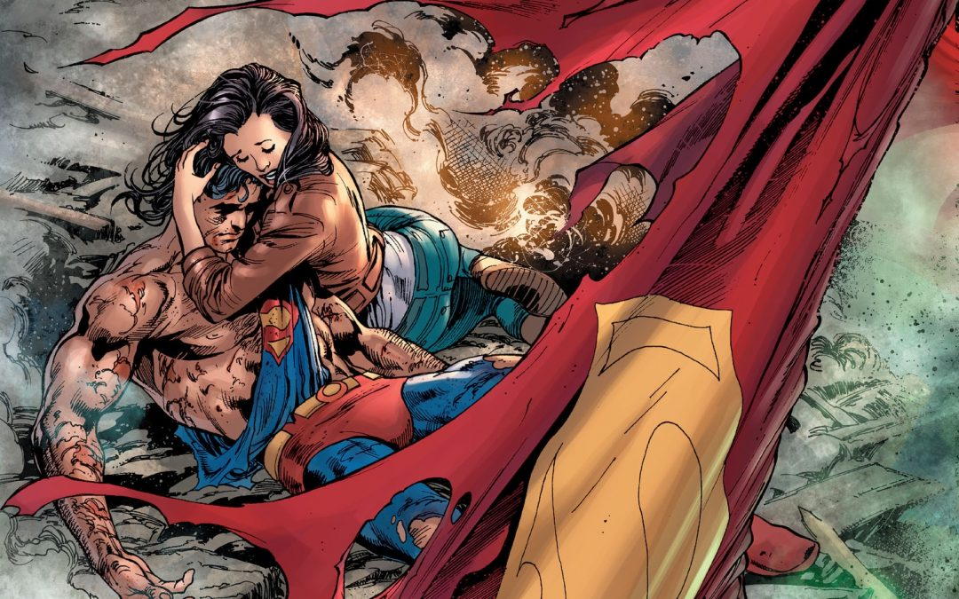 Death Of Superman In Ominous Man Of Steel 5