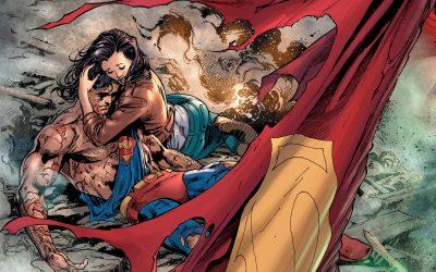 Death Of Superman In Ominous Man Of Steel 5