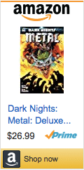 dark knights metal, deluxe, graphic novel, dc comics, scott snyder, greg capullo, jonathan glapion