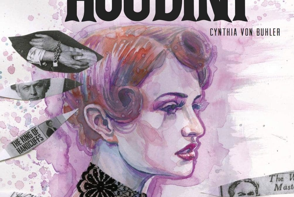 Minky Woodcock: The Girl Who Handcuffed Houdini Interview