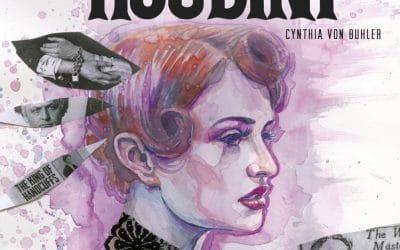 Minky Woodcock: The Girl Who Handcuffed Houdini Interview