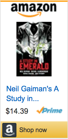 A Study in Emerald, Neil Gaiman's A Study in Emerald: Holmes falls to Cthulhu in the most unexpected of ways, and it is simply brilliant. What does Sherlock Holmes really stand for here, good or evil?, neil gamain, lovecraft, cthulhu, sherlock, sherlock holmes, watson, mystery, detective