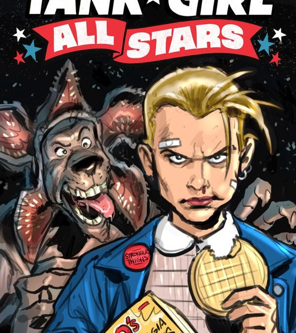 Tank Girl All Stars 30th Anniversary Smut-tastic
