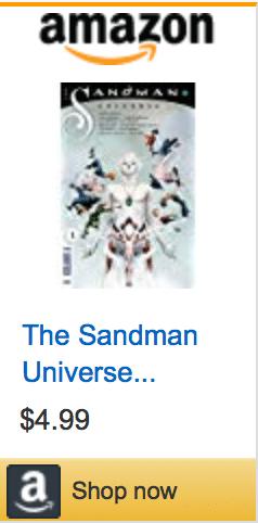 """The Sandman Universe 1, neil gaiman, david mack, jae lee, Simon Spurrier, Kat Howard, Nalo Hopkinson, Dan Watters, Bilquis Evely, Tom Fowler, Dominike """"Domo"""" Stanton, Max Fiumara, Sebastian Fiumara"""