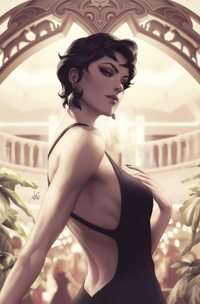 "Catwoman, Joëlle Jones, Raina Creel, Joelle Jones, Stanley ""Artgerm"" Lau, Artgerm, dc comics, batman, batman wedding, fernando blanco, laura allred, josh reed"