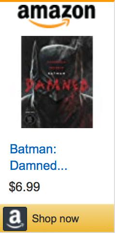 BATMAN DAMNED 1, batman, azzarello, bermejo, jim lee, alex sinclair, dc black label, bruce wayne, bruce wayne penis
