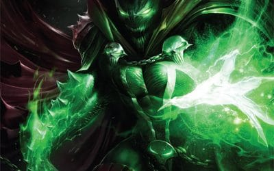 SPAWN #290 Review: Let Horror Reign