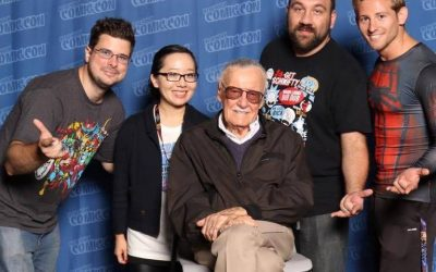 Stan Lee Inspired Us All: Celebrate His 95 Years