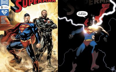 Superman #5's Remorseless Zod Hits Home