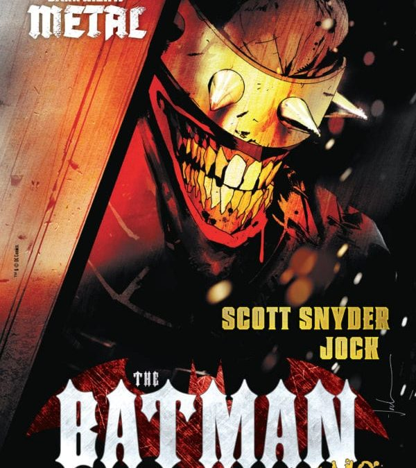 THE BATMAN WHO LAUGHS 1 Review 10/10 HAHAHAHAHAHA