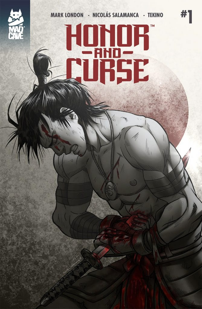 Mad Cave Studios, Honor And Curse #1, Honor And Curse