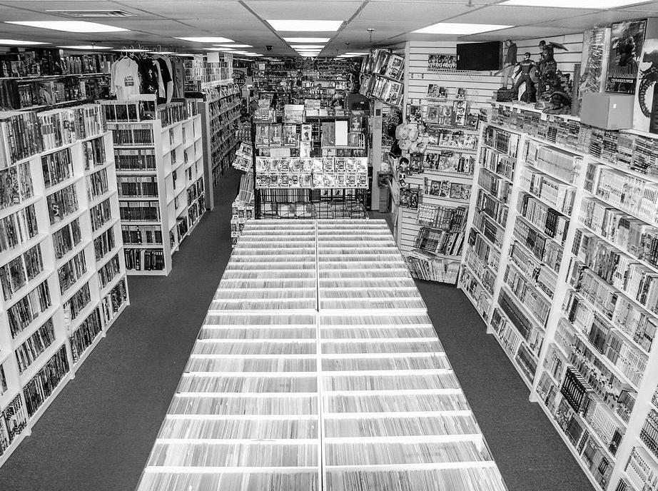 lcs, comic shop, port jefferson, long island, ny, new york, local comic shop, Fourth World Comics