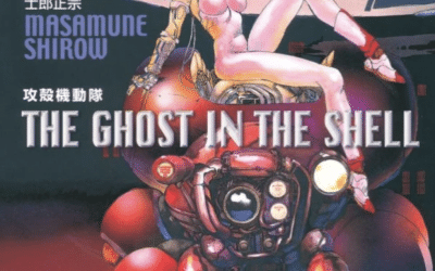 Ghost In The Shell Vol-1 By Masamune Shirow Is Incredible